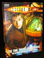 Doctor Who: The Time Travellers Almanac - Hardcover